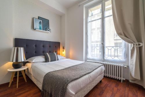 Bourgeois Family - AC - wifi : Apartment near Paris 4e Arrondissement