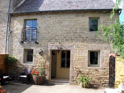 Woodbury Gîte : Guest accommodation near Saint-Brieuc-des-Iffs