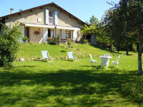 Chambres d'hôtes Al Camp d'Espalougues : Bed and Breakfast near Bourg-Madame