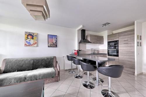 Clos du Verger (Sleepngo) : Apartment near Bussy-Saint-Georges