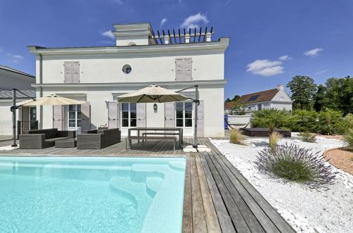 Villa Lake : Guest accommodation near Villemareuil
