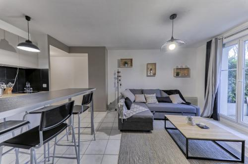 Sleepngo - L'Epinette : Apartment near Vaucourtois