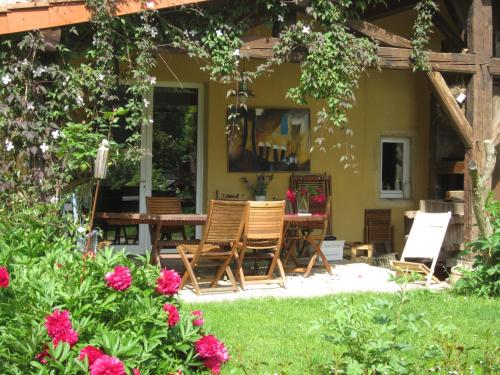 Chambres Saint Quentin Metz : Bed and Breakfast near Sainte-Ruffine