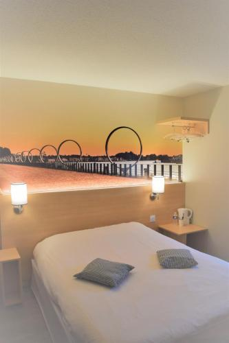 Hôtel Inn Design Resto Novo Châteaubriant (Ex: Ibis Budget) : Hotel near Lusanger