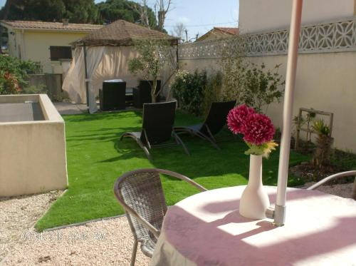 maison a marseillan plage : Guest accommodation near Marseillan