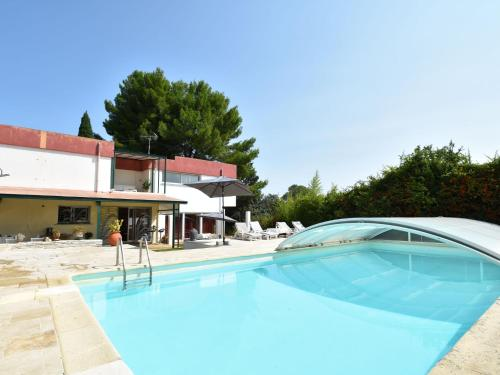 Villa Buddha : Guest accommodation near Pomérols