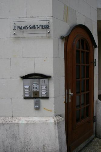 Le Palais à Saumur : Apartment near Les Ulmes
