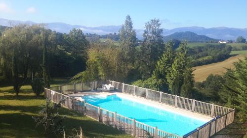 Harkurutxea : Guest accommodation near Iholdy