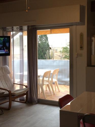 Le P'tit Littoral : Apartment near Agde