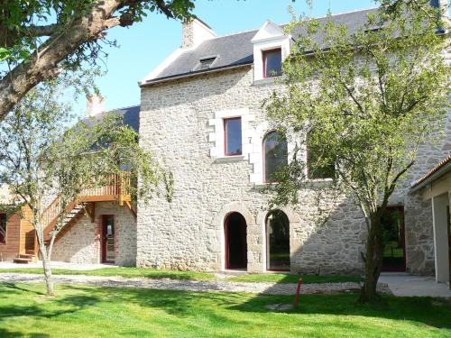 Le Manoir du Pas Jahan : Bed and Breakfast near Orvault