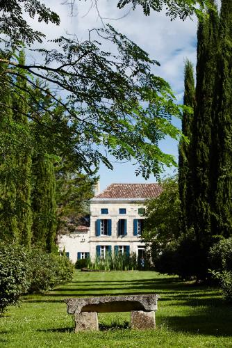 Manoir Laurette : Bed and Breakfast near La Réole
