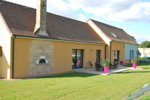 Le temps d'une pause : Bed and Breakfast near Spay