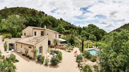 Mas De La Baume : Bed and Breakfast near Lafare