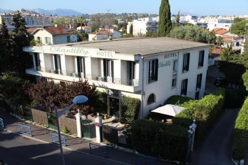 Hôtel Le Chantilly : Hotel near Cagnes-sur-Mer