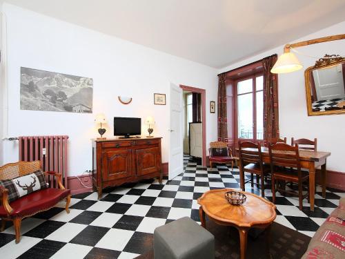 Apartment Le Majestic : Apartment near Chamonix-Mont-Blanc