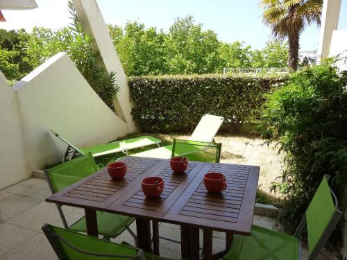 Apartment Les Flamants Roses.1 : Apartment near Candillargues
