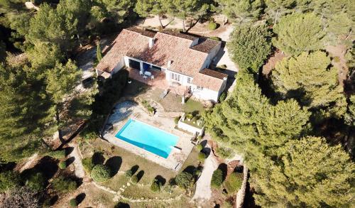 Le Mas des Chounets : Guest accommodation near Le Castellet