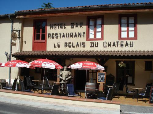 Relais du Château : Hotel near Fabas