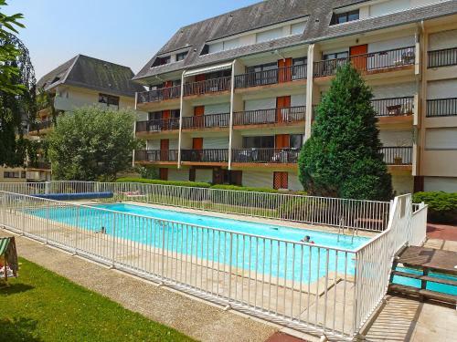 Apartment Le Grand Large : Apartment near Englesqueville-en-Auge