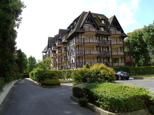 Apartment Le Fairway.1 : Apartment near Tourgéville