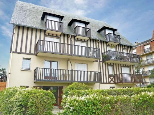 Apartment Le Vert Clos : Apartment near Auberville