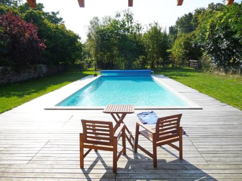 Holiday Home Langevine : Guest accommodation near Montreuil-sur-Maine