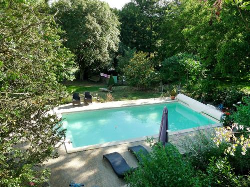 Holiday Home Moulin De Mois : Guest accommodation near La Chapelle-Bâton