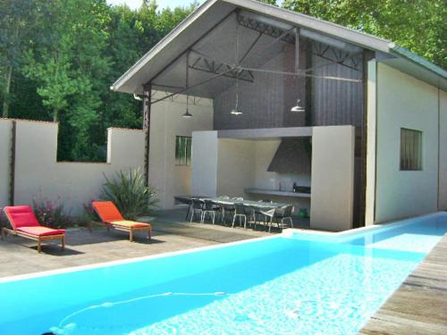 Holiday Home LA FORGE : Guest accommodation near Mimbaste