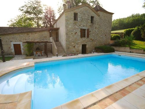 Holiday Home Lavit : Guest accommodation near Sauzet