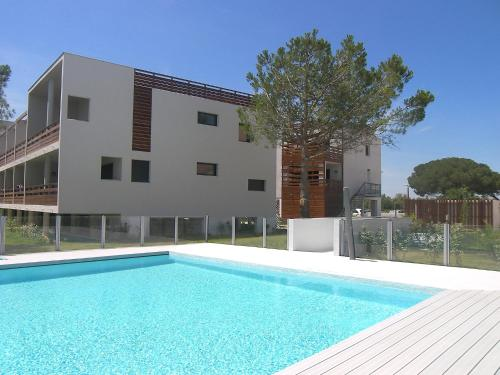 Apartment Le Golf Clair.8 : Apartment near Saleilles