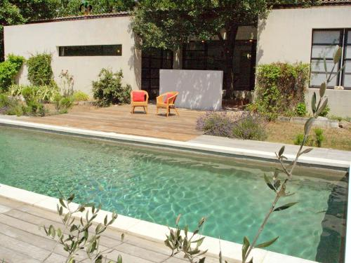 Holiday Home Villa Isabelle : Guest accommodation near Rustrel