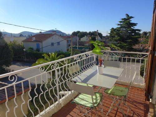 Apartment Provence Parc : Apartment near Saint-Cyr-sur-Mer