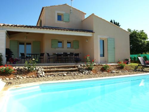Villa Les Romarins : Guest accommodation near Rustrel