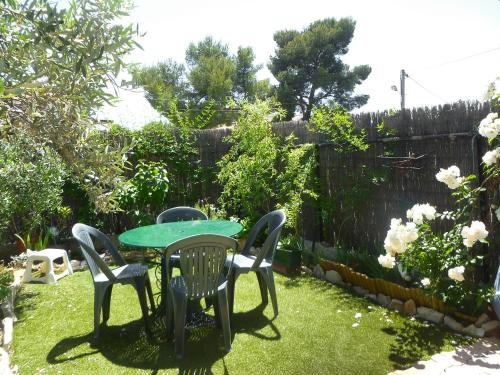 Apartment Le Nausicaa : Apartment near Bandol