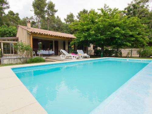 Villa la Bulle : Guest accommodation near Saint-Martin-de-la-Brasque