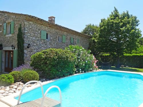 Holiday Home Romanguis : Guest accommodation near Lioux