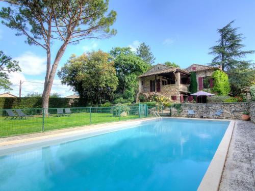 Holiday Home La Réalière : Guest accommodation near Beaumettes