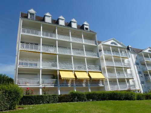 Apartment Le Parc Cordier.3 : Apartment near Trouville-sur-Mer