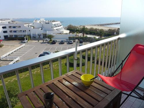 Apartment Les Terrasses de la Mer.5 : Apartment near La Grande-Motte