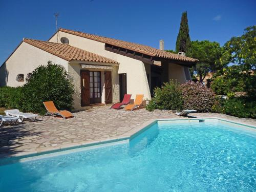 Holiday Home Les Demeures du Golf : Guest accommodation near Saleilles