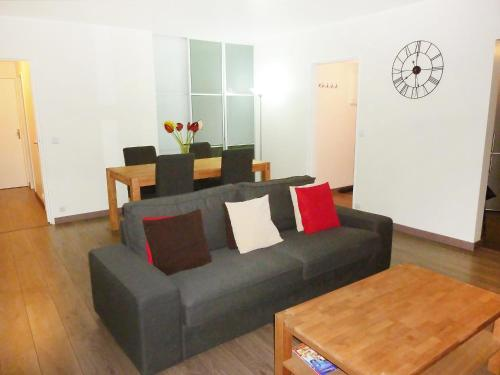 Apartment Emile Zola : Apartment near Asnières-sur-Seine