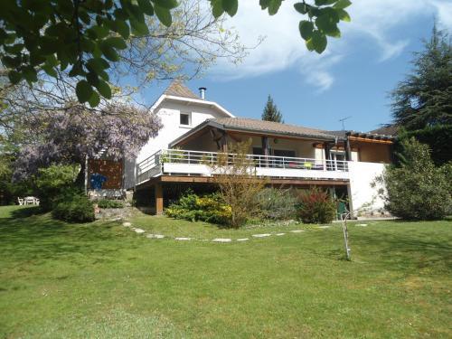 Entre mer montagne Béarn et Pays Basque : Guest accommodation near Argelos