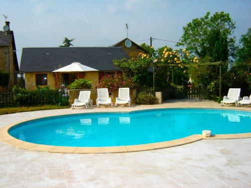 Holiday Home Les Trois Canards : Guest accommodation near La Chapelle-Bâton