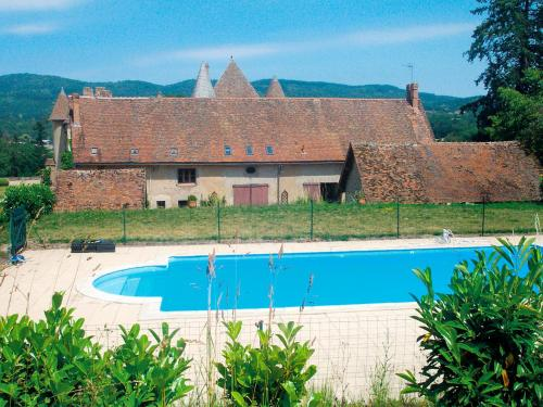 Holiday Home La Maison du Chateau : Guest accommodation near Étang-sur-Arroux