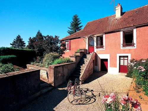 Holiday Home La Lochere : Guest accommodation near Saint-Germain-lès-Senailly