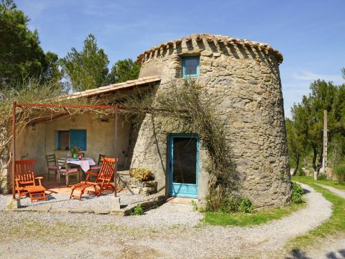 Holiday Home Moulin de Bissat : Guest accommodation near Arquettes-en-Val