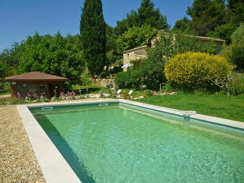 Holiday Home Paradis : Guest accommodation near Vaugines