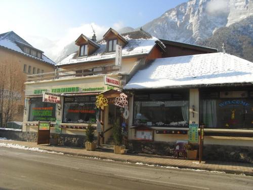 Hotel Le Terminus : Hotel near Ornon