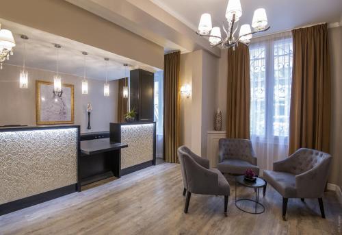 Hotel Paganini : Hotel near Nice