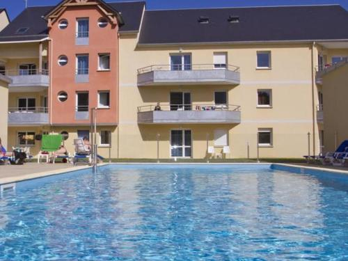 Apartment Adonis Grandcamp / T2 : Apartment near Canchy